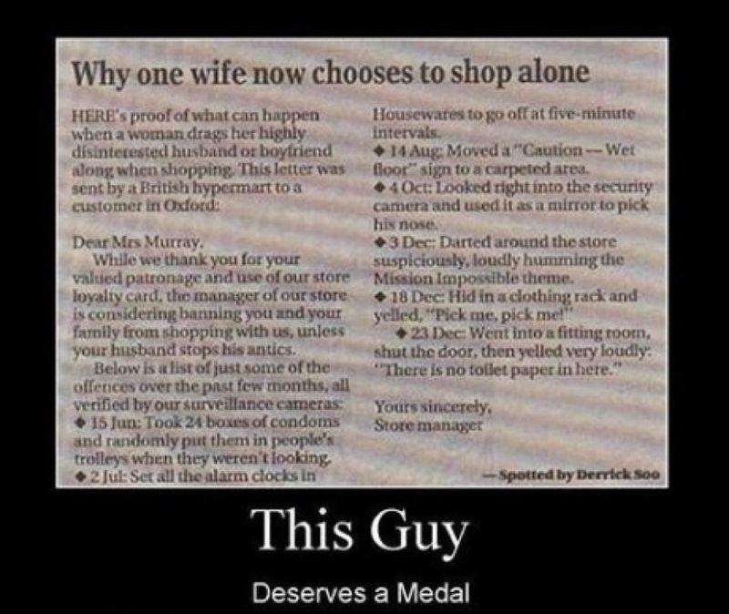 Guy Deserves Medal